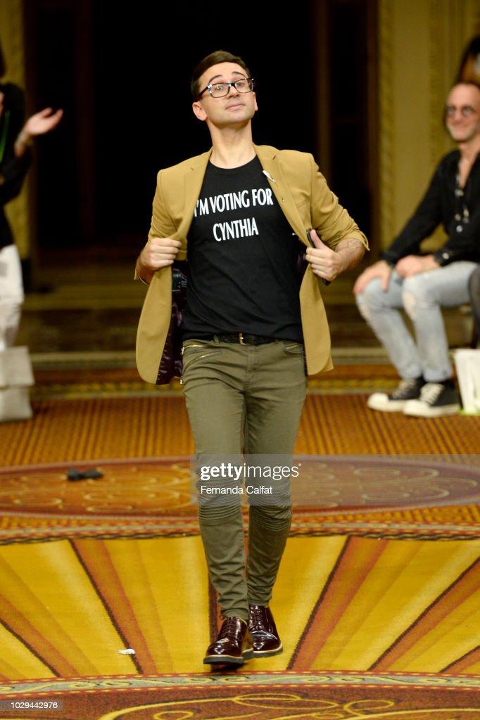 Christian Siriano - Runway - September 2018 - New York Fashion Week: The Shows