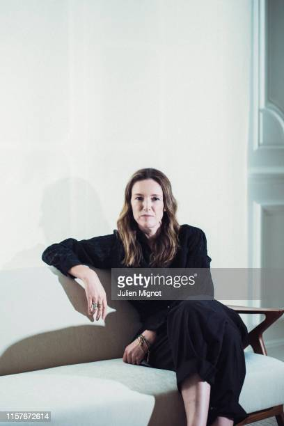 Designer Clare Waight Keller poses for a portrait on May 28 2019 in Paris France