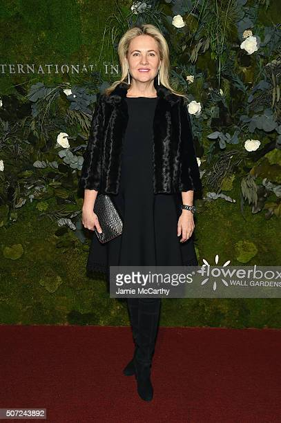 Designer Cornelia Guest attends the 19th Annual Fashion Group International Rising Star Awards at Cipriani 42nd Street on January 28 2016 in New York...
