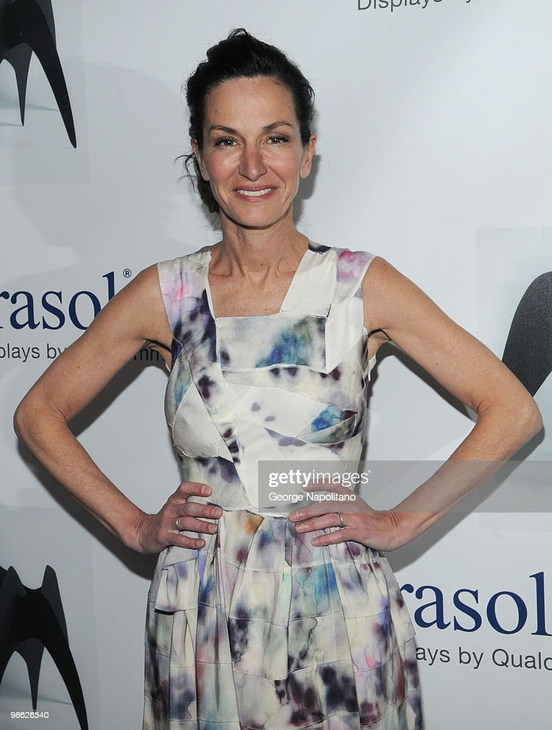 Designer Cynthia Rowley attends the 45th Annual National Magazine Awards at Alice Tully Hall, Lincoln Center on April 22, 2010 in New York City.
