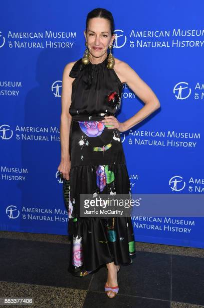Designer Cynthia Rowley attends the American Museum Of Natural History's 2017 Museum Gala at American Museum of Natural History on November 30 2017...