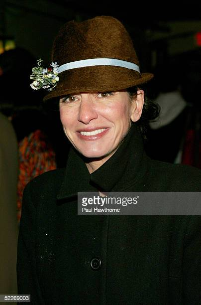 "Designer Cynthia Rowley attends the opening night of ""Last Days of Judas Iscariot"" after party at Marion's Continental March 2, 2005 in New York City."
