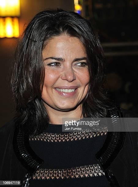 Designer Daniella Helayel attends the Quintessentially Awards at Freemasons Hall on June 1 2010 in London England