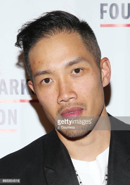 Designer DaoYi Chow attends the 2017 Gordon Parks Foundation Awards Gala at Cipriani 42nd Street on June 6 2017 in New York City