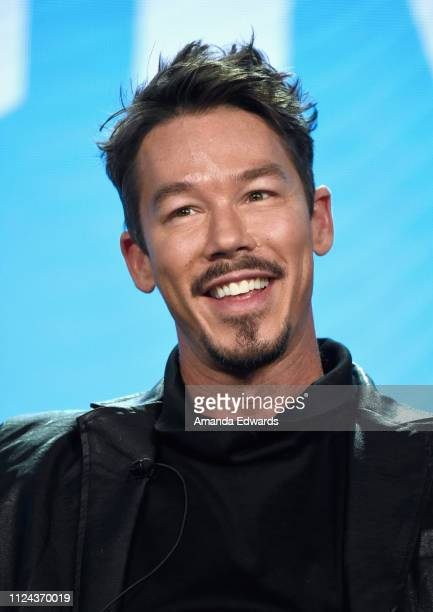 Designer David Bromstad of 'My Lottery Dream Home' speaks on the 'Personal Reinvention to Home Renovation How HGTV Finds Fresh Star Vehicles for...