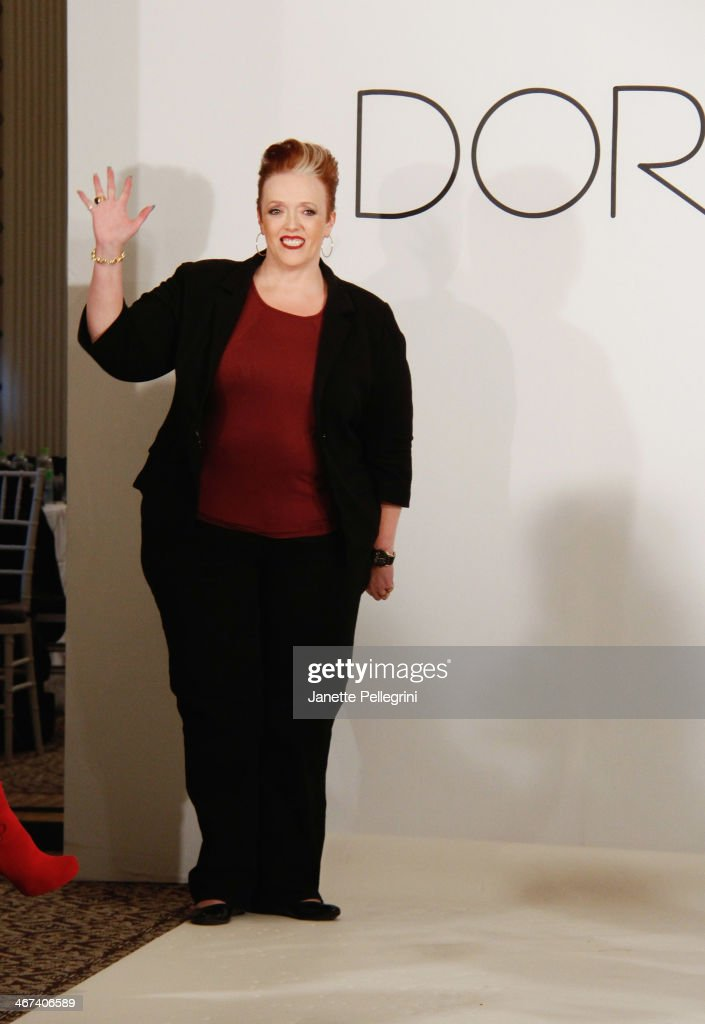 Designer Dawn Smart Attends The Dore Fashion Show During News Photo Getty Images