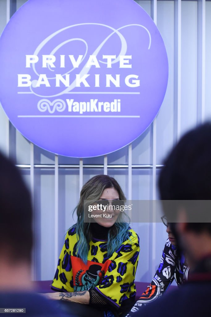 VIP Guests - Day 4 - Mercedes-Benz Fashion Week Istanbul - March 2017
