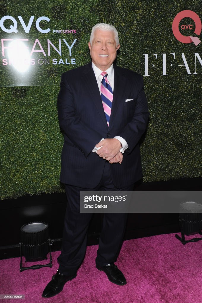 "Annual QVC Presents ""FFANY Shoes On Sale"" Gala : News Photo"
