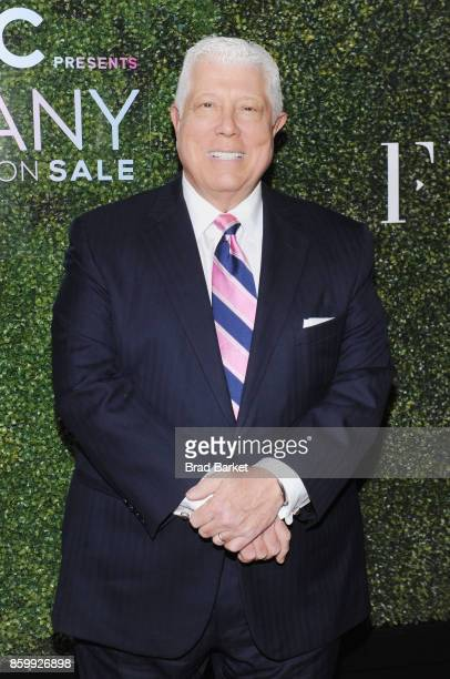 Designer Dennis Basso attends the Annual QVC Presents FFANY Shoes On Sale Gala at The Ziegfeld Ballroom on October 10 2017 in New York City
