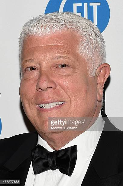 Designer Dennis Basso attends the FIT Foundation Gala June 15 2015 in New York City