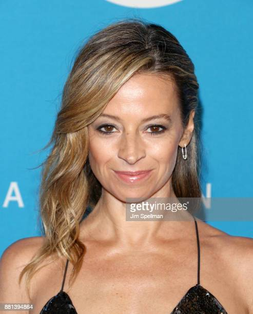 Designer Designer Michelle Smith attends the 13th Annual UNICEF Snowflake Ball 2017 at The Atrium at 60 Wall Street on November 28 2017 in New York...
