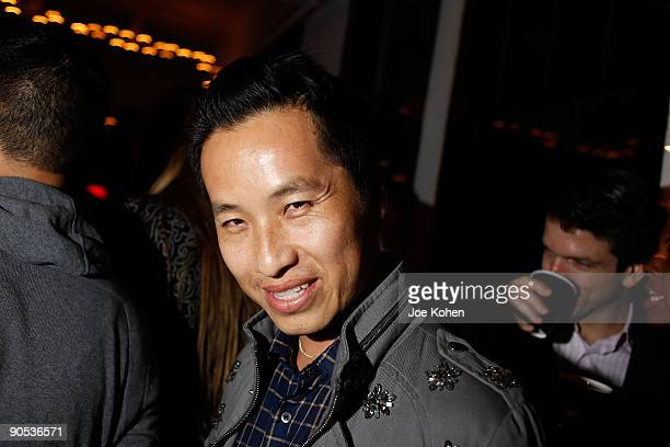 Designer Designer Phillip Lim attends the Paul Rowland,Supreme & Women Management and V Magazine Party on September 9, 2009 in New York City.