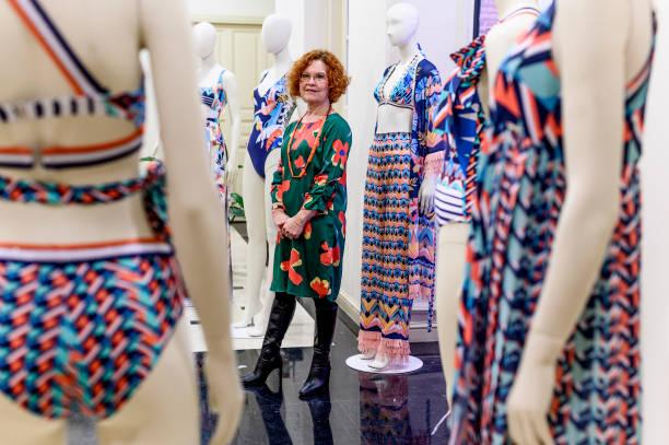 ESP: Dolores Cortes Presents Her Collection - Madrid Es Moda 2021