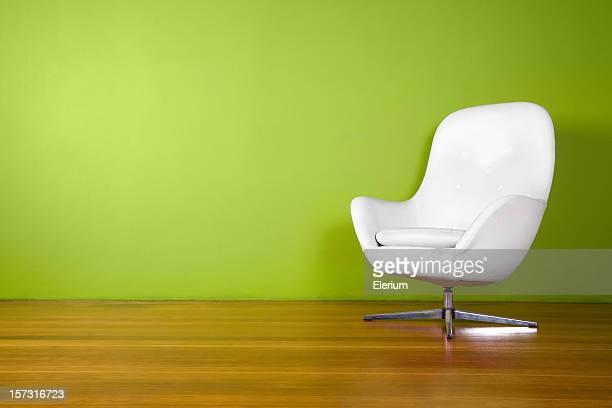 Designer Egg Chair Background