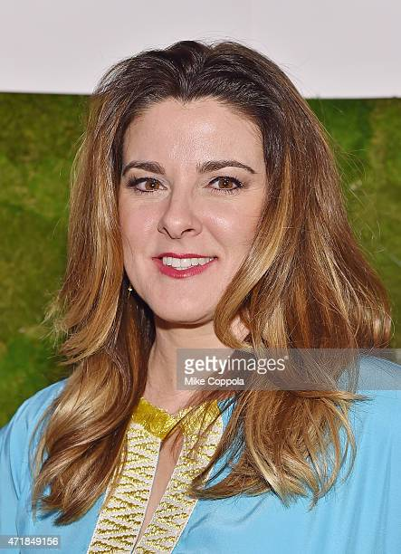 Designer Elaine Turner attends the TJ Martell Foundation's Women of Influence Awards on May 1 2015 in New York City