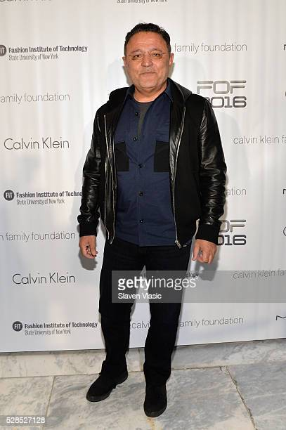 Designer Elie Tahari attends the 2016 Future of Fashion Runway Show at The Fashion Institute of Technology on May 5 2016 in New York City