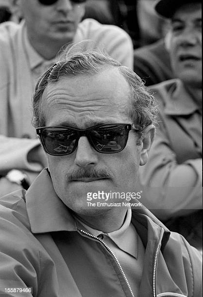 Designer Engineer and Lotus Founder Colin Chapman