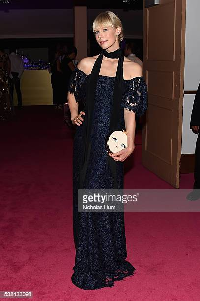 Designer Erin Fetherston attends the 2016 CFDA Fashion Awards at the Hammerstein Ballroom on June 6, 2016 in New York City.