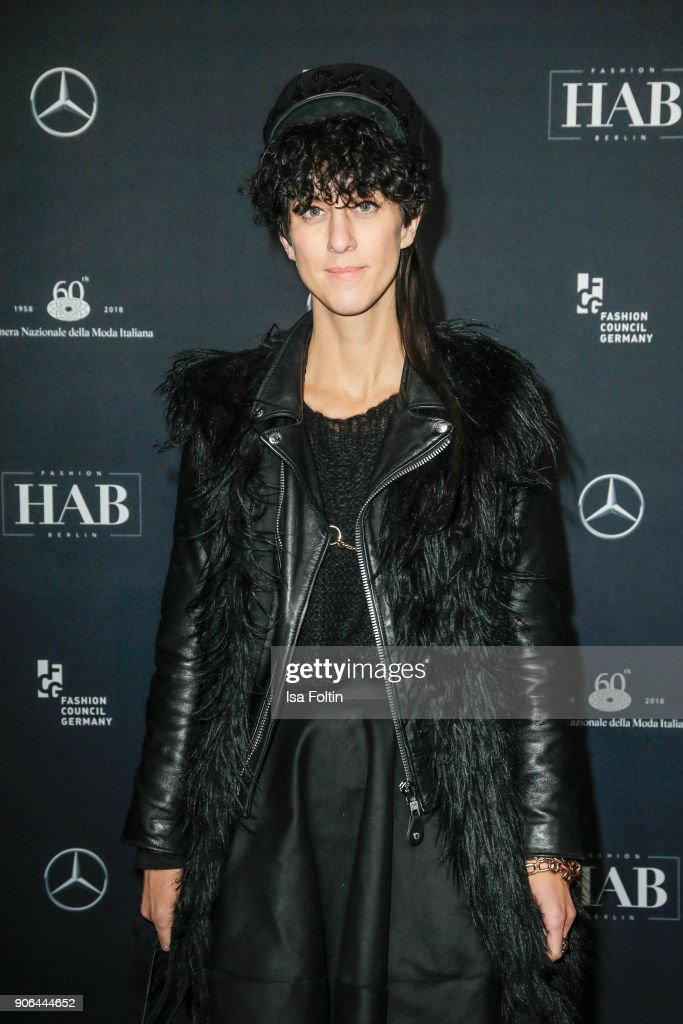 Fashion HAB Show Presented By Mercedes-Benz In Berlin