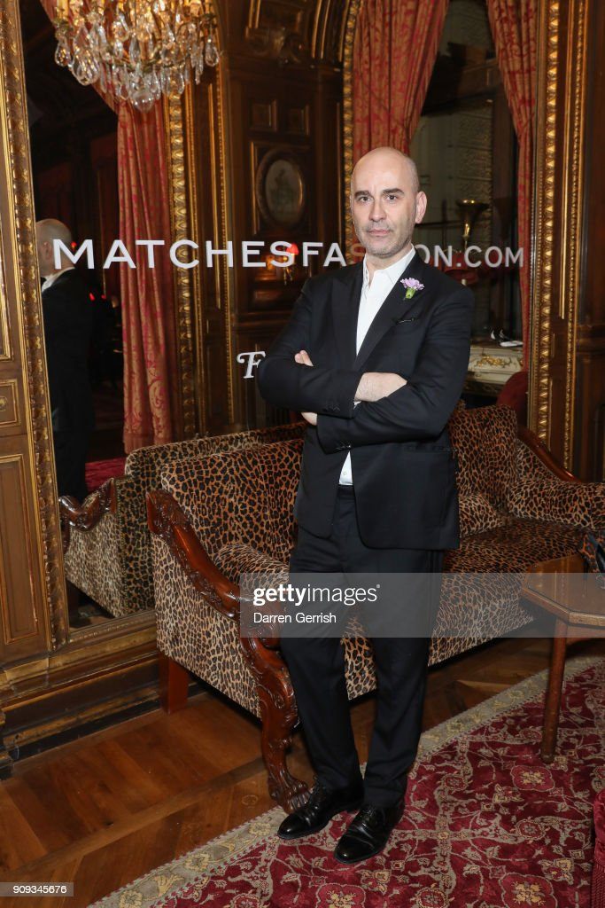 Matchesfashion.com x Fabrizio Viti Dinner