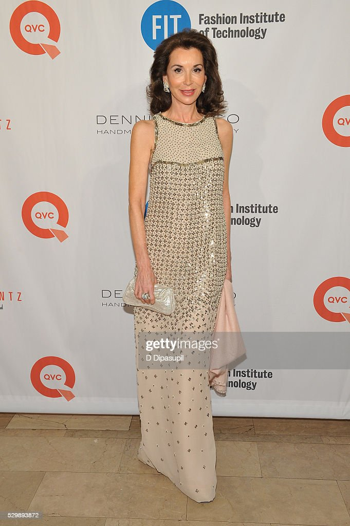 FIT's Annual Gala to Honor Dennis Basso, John and Laura Pomerantz and QVC - Arrivals