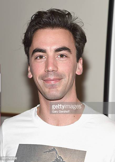 Designer Fernando Garcia attends the The Daily's Summer premiere party at the Smyth Hotel on June 2 2016 in New York City