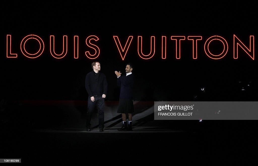 US designer for Louis Vuitton Marc Jacobs applauds Studio Homme ... 7d080b645b30