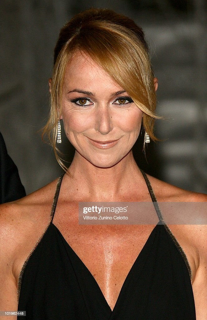 Designer Frida Giannini attends the 2010 Convivio held at Fiera Milano City on June 10, 2010 in Milan, Italy.
