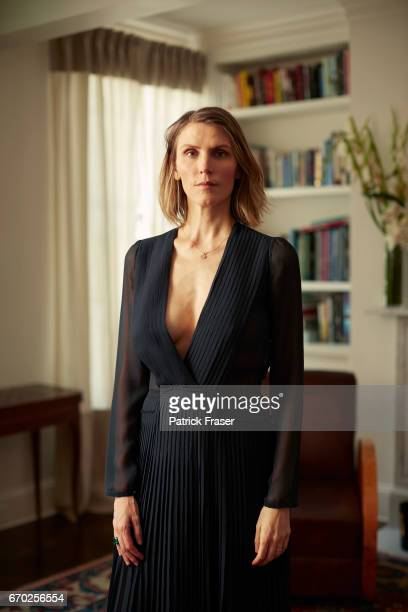 Designer Gabriela Hearst is photographed for Telegraph Magazine on September 1 2015 in New York City