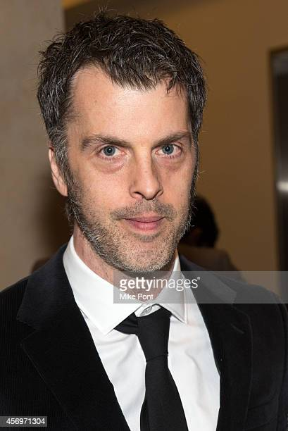 Designer Gary Graham attends the 2014 Take Home A Nude Event at Sotheby's on October 9 2014 in New York City