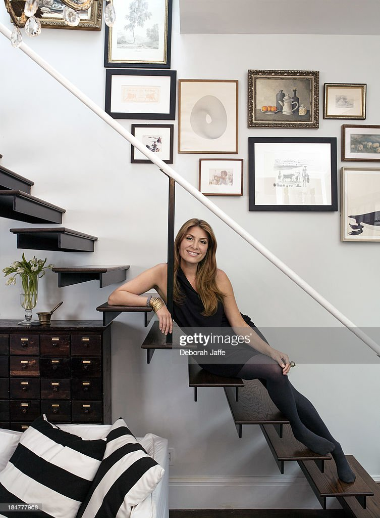 designer genevieve gorder is photographed in her home for hgtv magazine on september 23 2011 - Genevieve Interior Designer