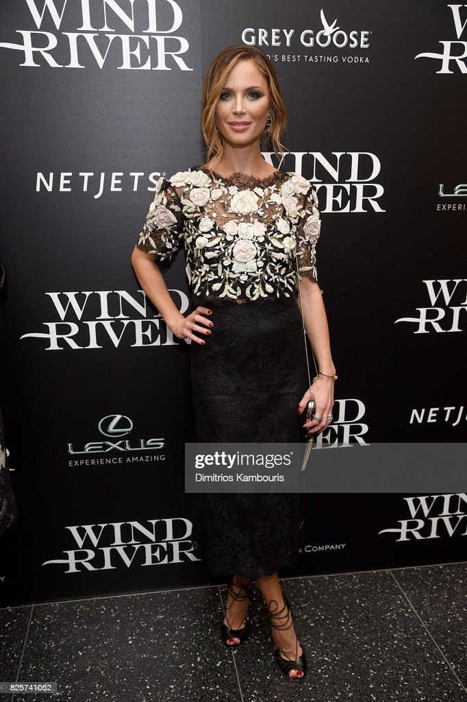 """The Weinstein Company Hosts A Screening Of """"Wind River""""- Arrivals : News Photo"""