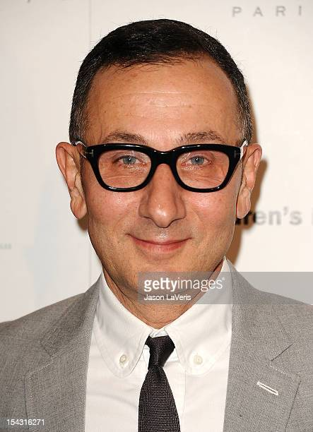 Designer Gilles Mendel attends the 3rd annual Autumn Party at The London West Hollywood on October 17, 2012 in West Hollywood, California.