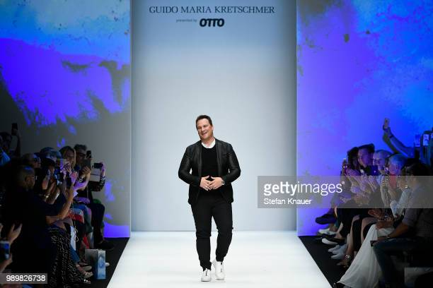 brand new c5e80 22a37 Guido Maria Kretschmer Pictures and Photos - Getty Images