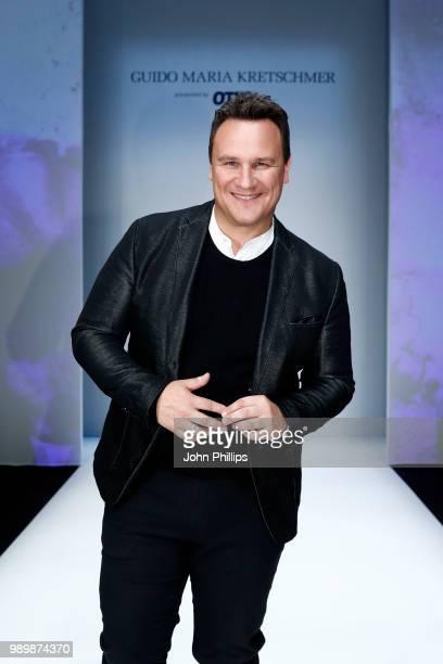 more photos cd327 0ece5 World's Best Guido Maria Kretschmer Fashion Designer Stock ...
