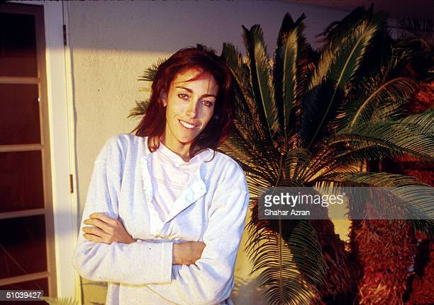 Designer Heidi Fleiss Poses At Her Home December 15 1993 In Los Angeles Ca A Los Angeles Judge Gave Hollywood Madam Heidi Fleiss 37 Months Jail Time...