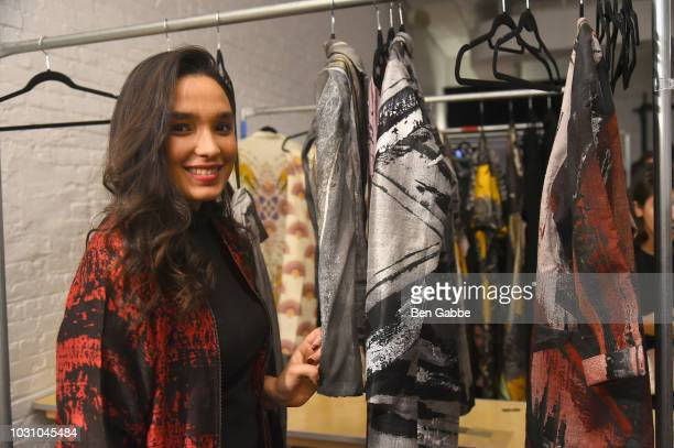 30 Emerging Designer Showcase Backstage September 2018 New York Fashion Week The Shows Photos And Premium High Res Pictures Getty Images