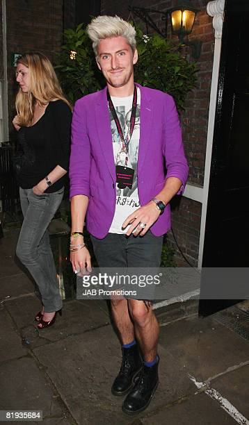 Designer Henry Holland attends the new BT Home Hub House Party launch on Monday 14th July at the In and Out St James's Square London For more...