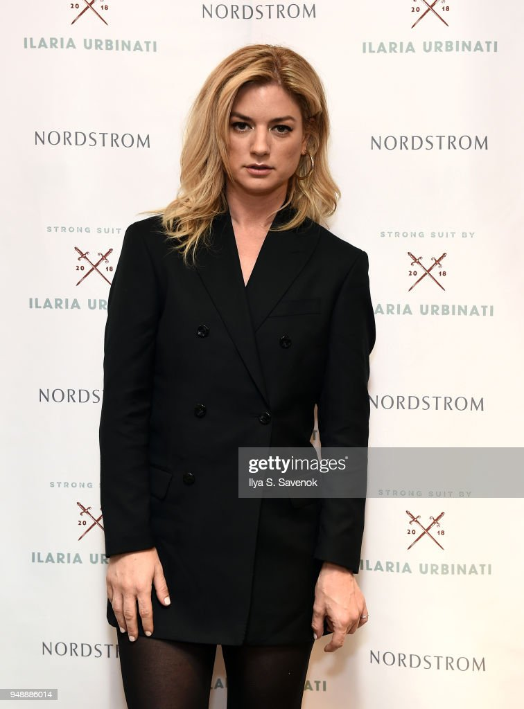 Strong Suit By Ilaria Urbinati Styling Event At Nordstrom Men's Store NYC