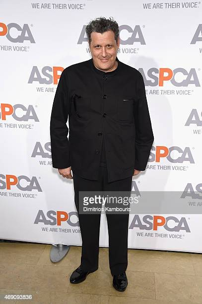 Designer Isaac Mizrahi attends ASPCA'S 18th Annual Bergh Ball honoring Edie Falco and Hilary Swank at The Plaza Hotel on April 9 2015 in New York City