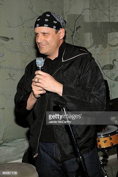 Designer Isaac Mizrahi attends the Bergdorf Goodman celebration of Fashion's Night Out at Bergdorf Goodman on September 10, 2009 in New York City.