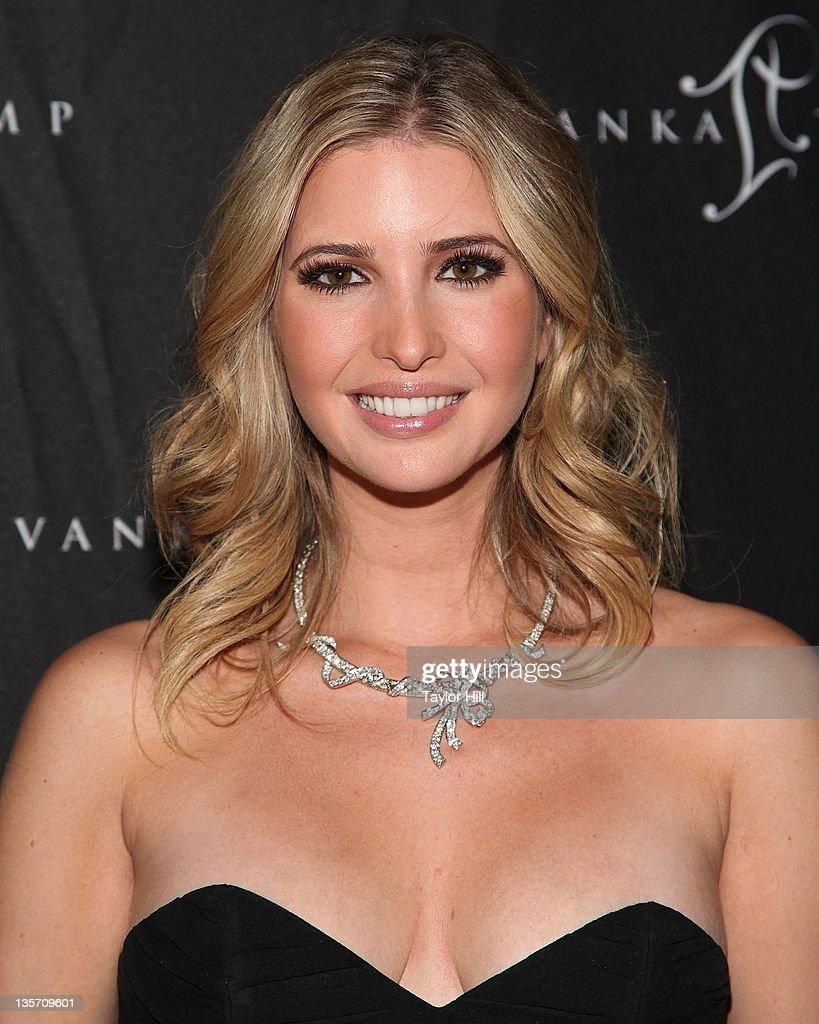 Designer Ivanka Trump attends Ivanka Trump's Fine Jewelry ...