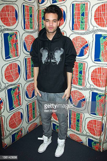 Designer Jason Christopher Peters attends The Flood Sisters 2nd Annual Fashion Show Benefit at Scandinavia House on December 6 2011 in New York City