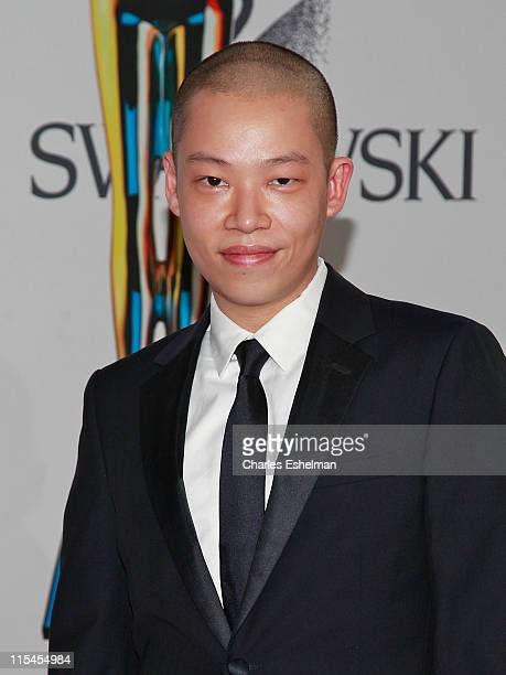 Designer Jason Wu attends the 2011 CFDA Fashion Awards at Alice Tully Hall, Lincoln Center on June 6, 2011 in New York City.