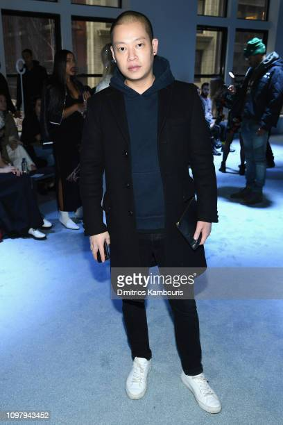 Designer Jason Wu attends the 3.1 Phillip Lim Fashion Show during New York Fashion Week at Center 415 on February 11, 2019 in New York City.