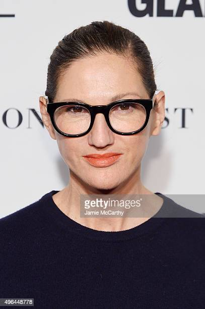 Designer Jenna Lyons attends 2015 Glamour Women Of The Year Awards at Carnegie Hall on November 9 2015 in New York City