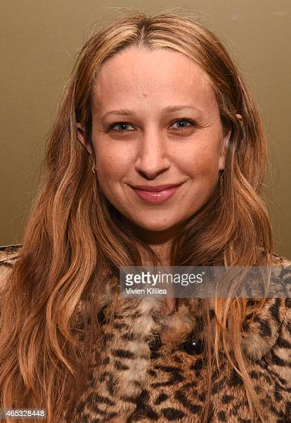 Designer Jennifer Meyer attends the Established Jewelry By Nikki Erwin Launch Party Hosted By Erin Sara Foster on March 5 2015 in West Hollywood...