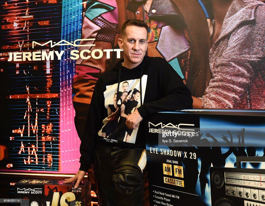 MAC X Jeremy Scott Collaboration In Store Consumer Meet Up