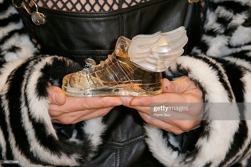6d09b5fc7991 Designer Jeremy Scott Launches New Fragrance Adidas Originals At Colette -  Paris Fashion Week Womenswear Fall