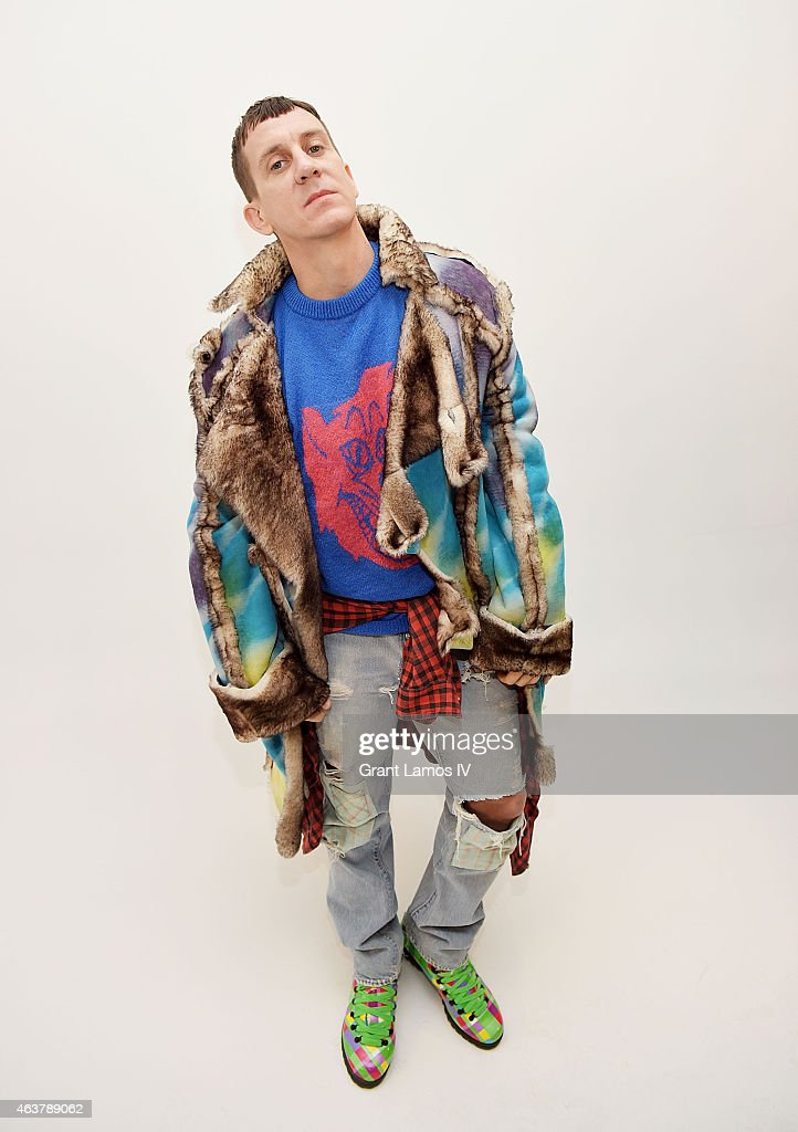 Jeremy Scott - Backstage - MADE Fashion Week Fall 2015